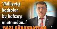 BAZI BÜROKRATLAR ENGELLEDİ..