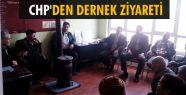 CHP'DEN EMEKLİLER DERNEĞİNE ZİYARET