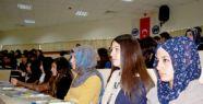 LİSE ÖĞRENCİLERİ KMÜ'YÜ TANITILIYOR