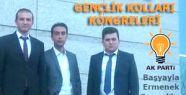 TAŞELİ'DE AK GENÇLİK KONGRELERİ