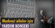 YARDIM KONSERİ