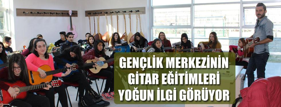 Gençlik Merkezi Müzik Kulübü